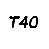 Стартера на Т40
