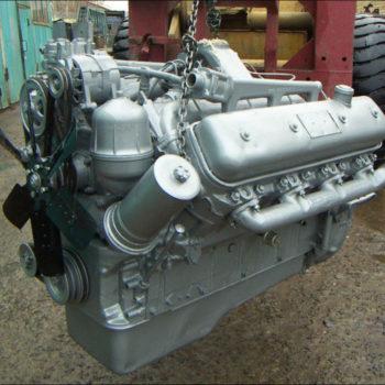 Двигатель дизельный ямз 236 бе2