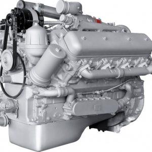 Двигатель ЯМЗ-238БЛ