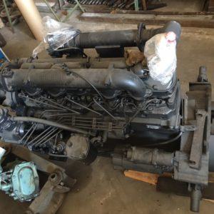 Двигатель дизельный д-260.4, д-262.2s2, д-245.9, д-245.12с, д-260.1