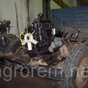 Двигатель дизельный мтз д-240 д-243 на газ-53 газ-3307 (переоборудованный)