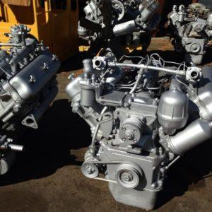 Двигатель дизель ямз 238 бе