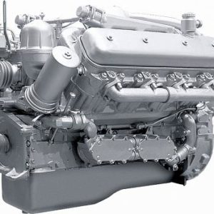 Двигатель дизельный ямз 238 бк