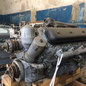 Двигатель ямз 7511 евро-2 400л.с б/у