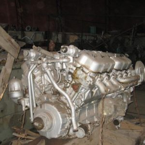 Двигатель ямз-240нм2 турбированный с хранения
