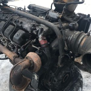 Двигатель камаз 740.31-240л.с тнвд язда б/у номинал