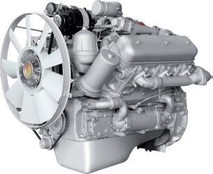 Двигатель ЯМЗ-236НД2