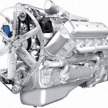 Двигатель ЯМЗ-7513.10