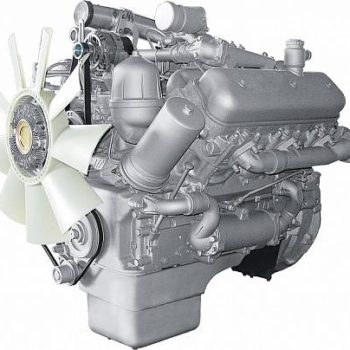 Двигатель ЯМЗ-7601