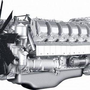 Двигатель ЯМЗ-8502.10