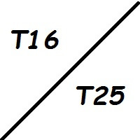 Стартера на Т25 / Т16