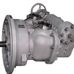 Гидронасос 321.224 (насосный агрегат сдвоенный) с гидроусилителем