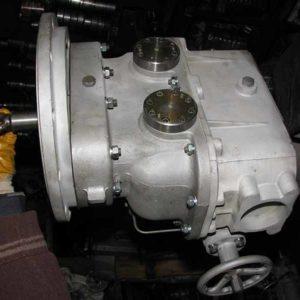Гидронасос 311.224M.14.00 (насосный агрегат) длинный гидрорегулятор