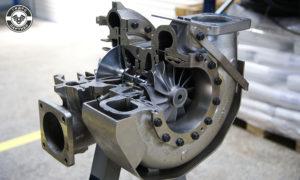 Капитальный ремонт турбокомпрессора в Украине