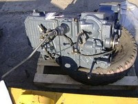 Коробка передач кпп т-150, т-156, гидромеханическая хтз