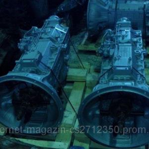 Кпп тмз-2381 вм с демультипликатором, коробка передач маз, 238вм-1700004-40