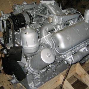 Двигатель дизельный ямз-236бк (236бк-1000148) 250л.с