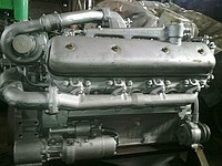 Двигатель дизельный ямз-238дк-1 ( 238дк-1000147-1) на комбайн енисей-950, 954