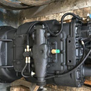 Коробка передач 9-ступенчатых кпп js135ta