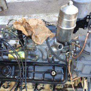 Двигатель газ 66 (пр-во змз)