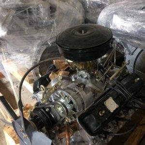 Двигатель газ 53 / змз-511
