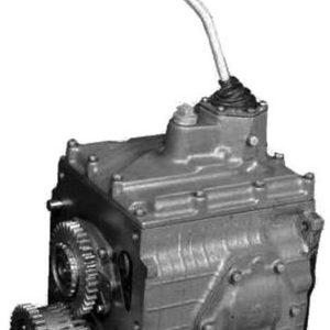 Кпп мтз-80 (центр упр.) с приводом гху (пр-во мтз)