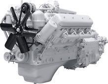 Двигатель ЯМЗ-238БВ