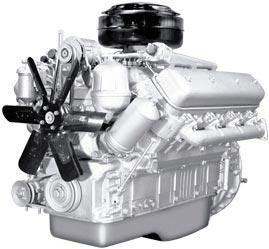 Двигатель ЯМЗ-238ГМ2