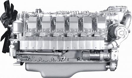 Двигатель ЯМЗ-8506.10